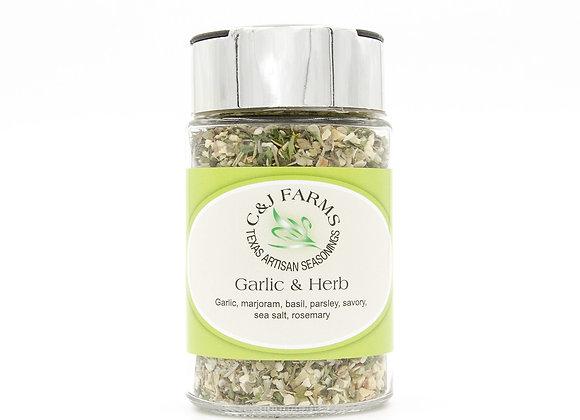 Garlic & Herb Seasoning