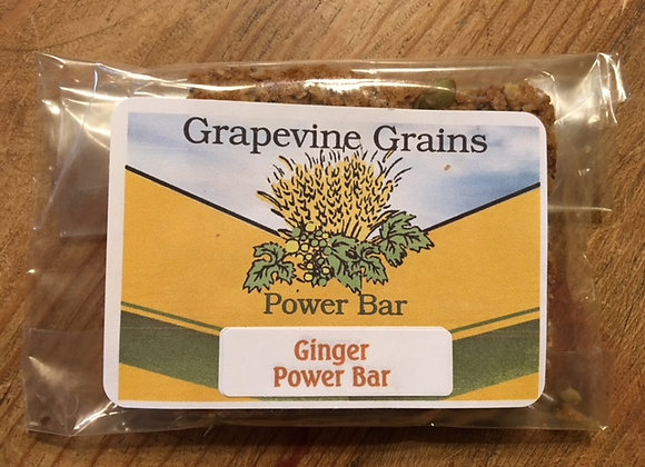 Ginger Power Bar