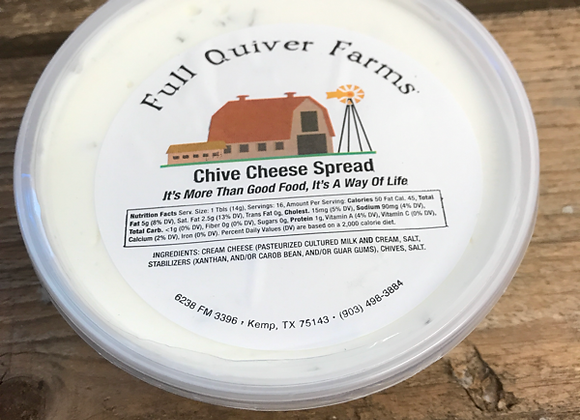 Chive Cheese Spread