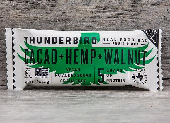 Cacao+Hemp+Walnut, 3 bars