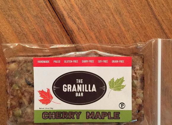 Maple Fruit Bar