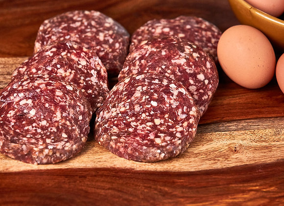 Sausage Patties, 6/pkg (1 lb)