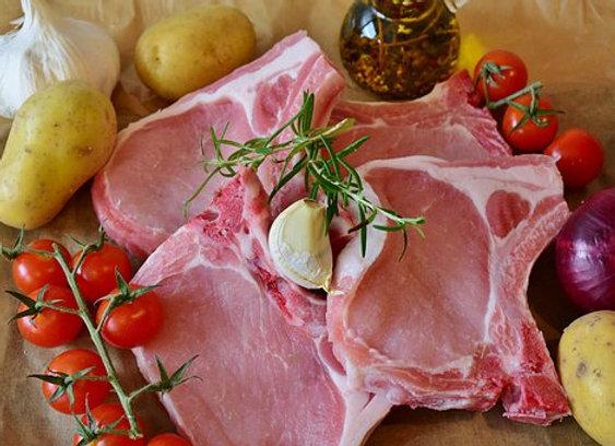 Pork Chops (per lb)