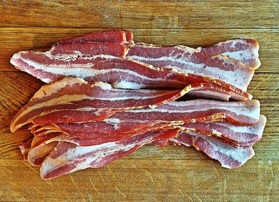 Fresh Uncured Bacon (per lb)