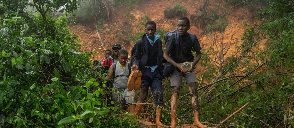 Le Mozambique : c'est en Afrique ça non ?