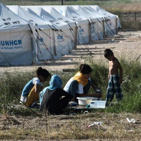 En pleine crise sanitaire, le précieux rôle des ONG/bénévoles dans les camps de réfugiés en Grèce.