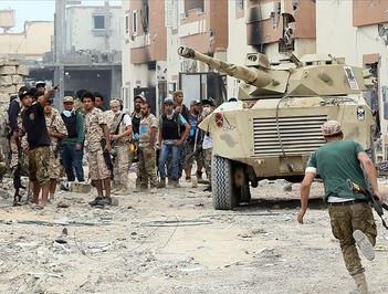 Que se passe-t-il en Libye ?