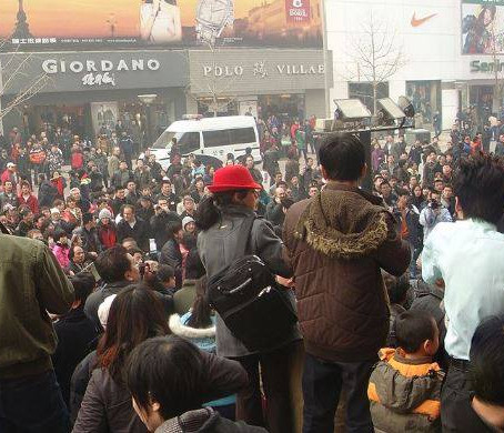 Mouvements sociaux : et si la Chine s'éveillait ?