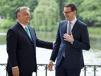 Hongrie et Pologne : la presse libre en péril.