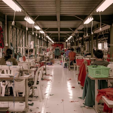 Urgence climatique et écologique : les défis de l'industrie textile.