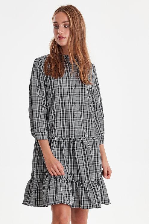 The Modern Tartan Dress