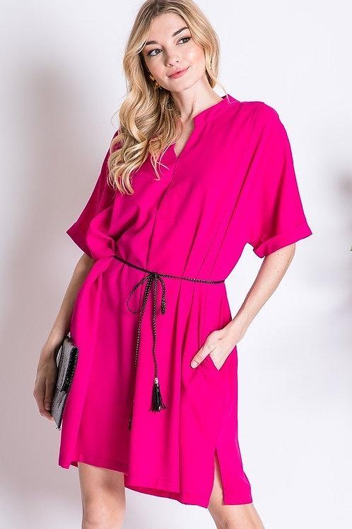 Square Popover Dress