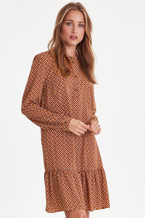 3D Marigold Dress