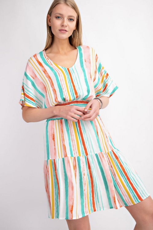 The Tropical Cabana Dress