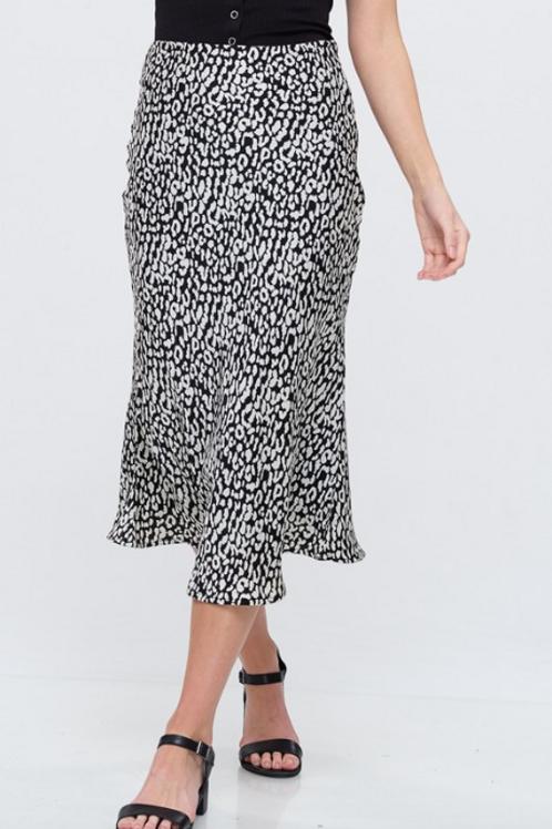 The Jungle Slip Skirt