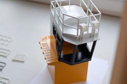 Модель экскаватора