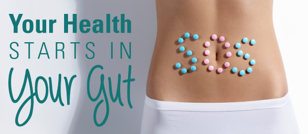 The Importance of Good Gut Health