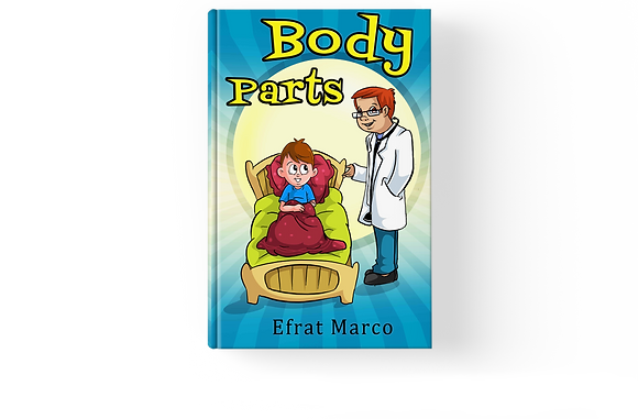 Benji learns about Body Parts