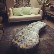 Upholstery design for Anna Amiel