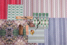 Upholstery collection for Fresh Paint Fair