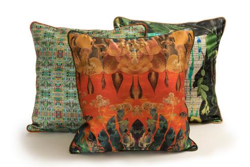 Pillows combination for interior decor