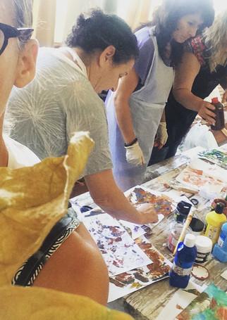 סדנא לחברת טבע נאות אוגוסט 2015