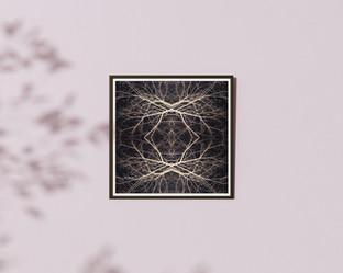 Dark Branches print