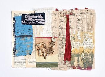 Poetic Colors- Exhibited ib the Textile