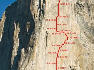 Leadership - A Dawn Wall Metaphor