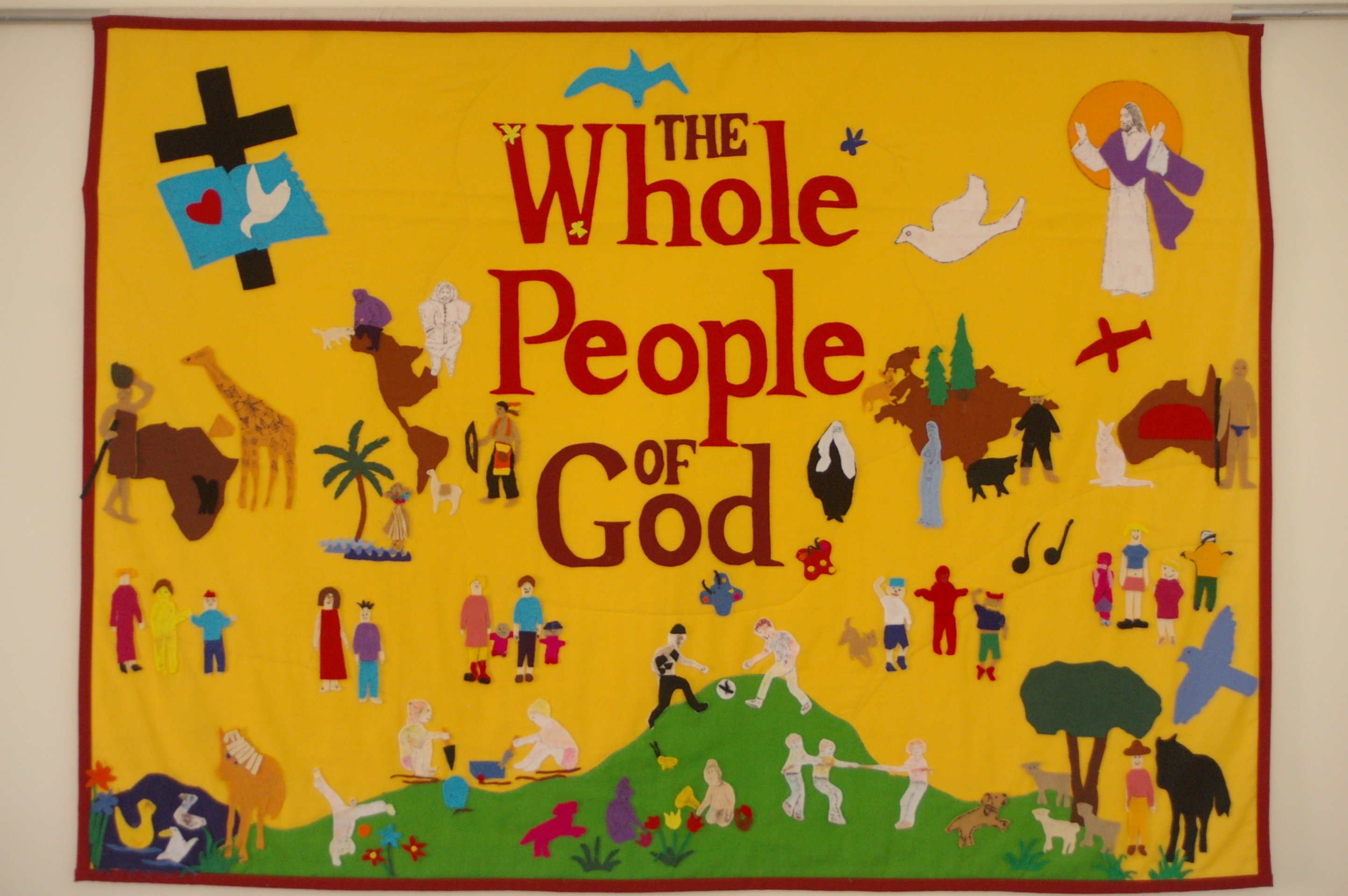 The Whole People of God