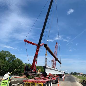 LTM 1400 Crane Prairieville, Louisiana