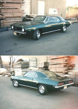 Joe's 1969 Camaro