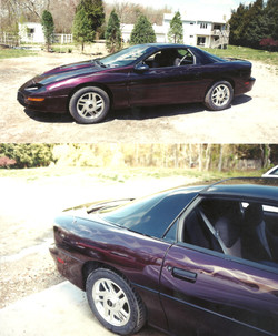 1995 Camaro