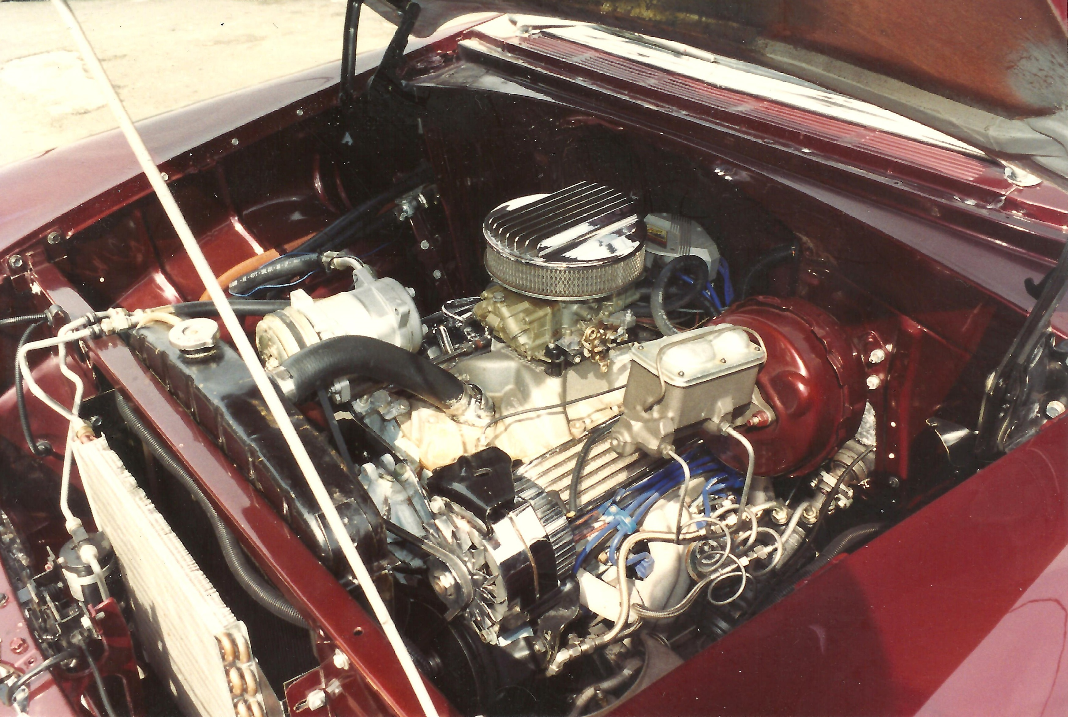 Rusty's 55 engine