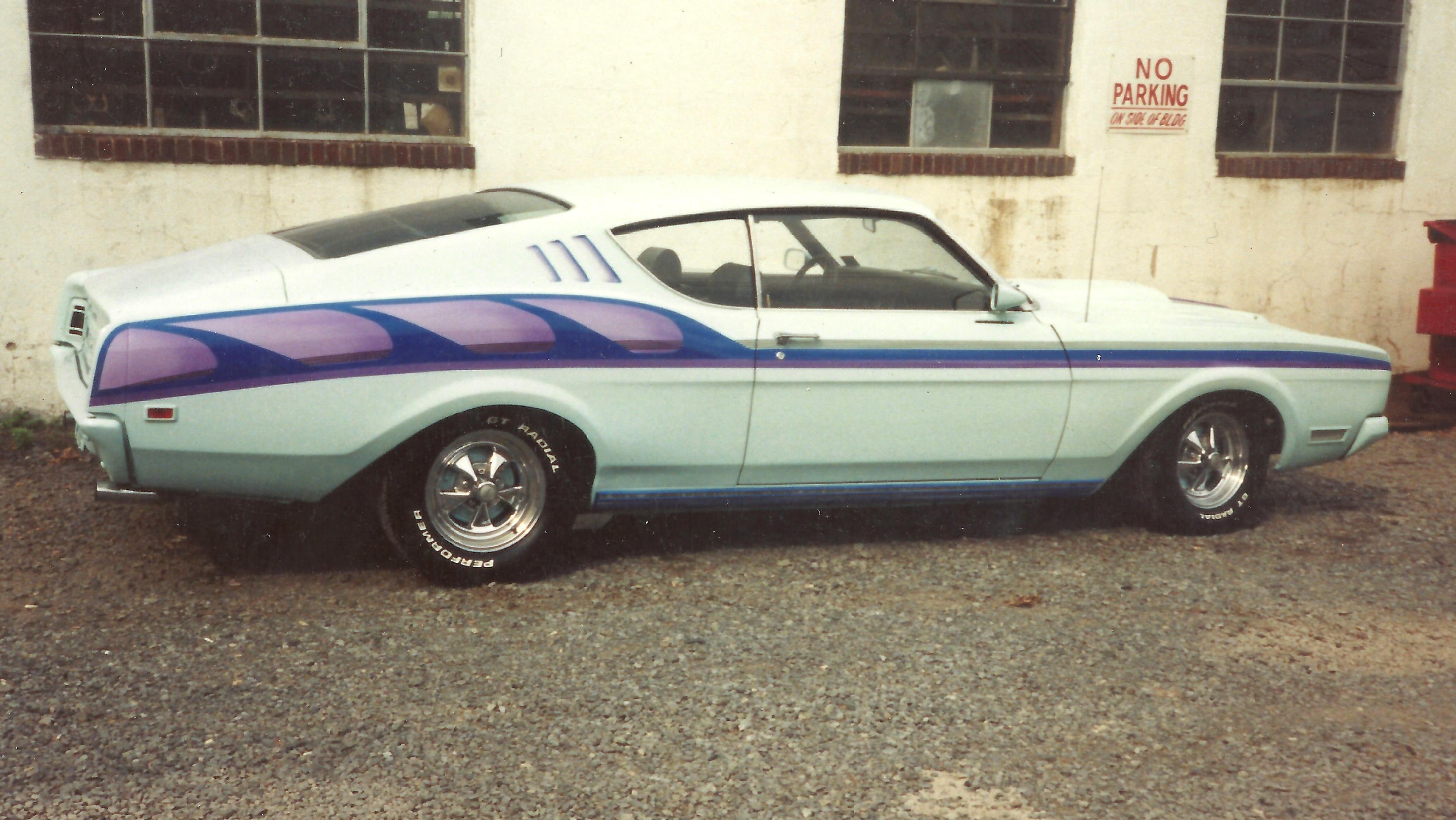 1969 Merc Cyclone