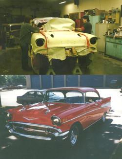 Jim Morgan 1957 Chevy