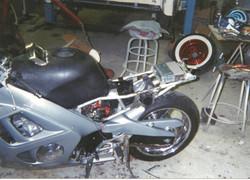 TV Bike