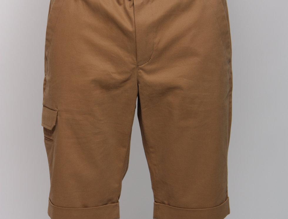 шорты мужские коричневые