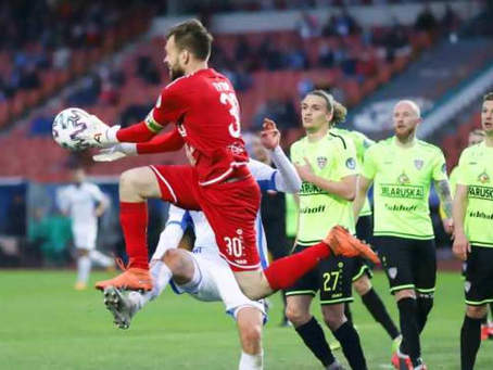 Fc Vitebsk - Shakhtar Soligorsk