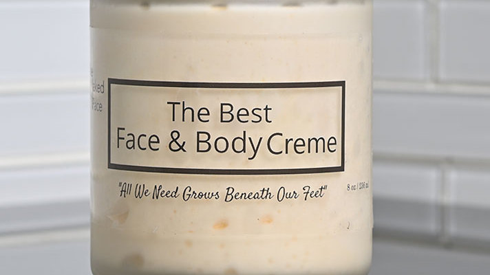 The Best Face & Body Creme