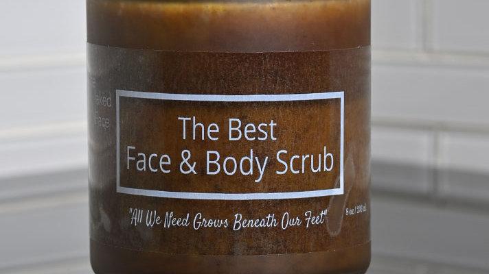 The Best Face & Body Scrub