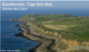 Randonnée Cap Gris Nez
