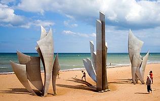 Plage de Omaha Beach