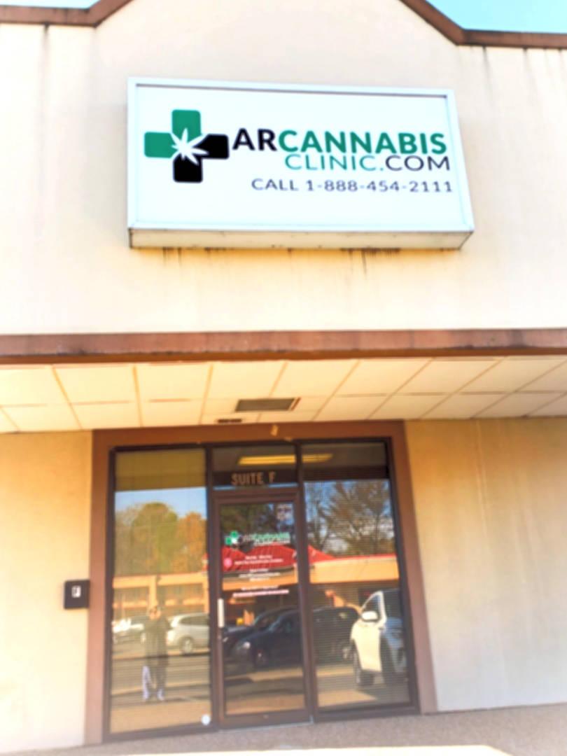 AR Cannabis Clinic:  Marijuana Doctor, Marijuana Card, Cannabis Card, Arkansas AR