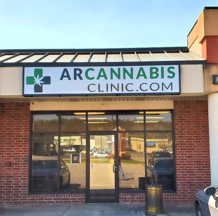 AR Cannabis Clinic:  Marijuana Doctor, Marijuana Card, Cannabis Card, Fort Smith Arkansas AR