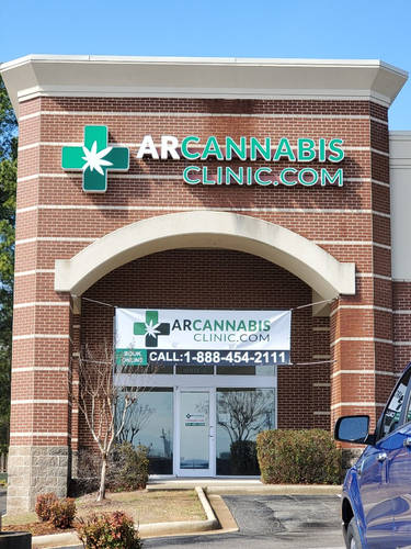 AR Cannabis Clinic:  Marijuana Doctor, Marijuana Card, Cannabis Card, Arkansas AR