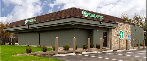 Pure Ohio Wellness - London Marijuana Di