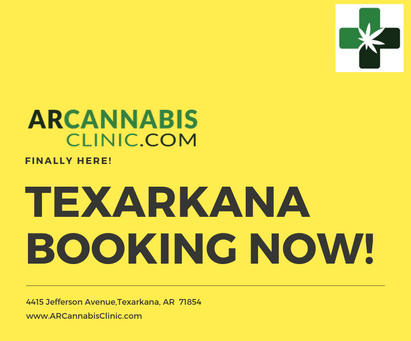 Now Booking Appointments in Texarkana!