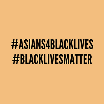 examining anti-blackness in tra & asian