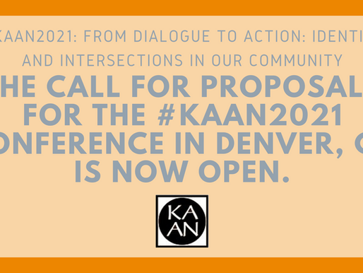 On Belonging, Family, and Brave Spaces: A Closer Look at the 2021 KAAN Conference Theme